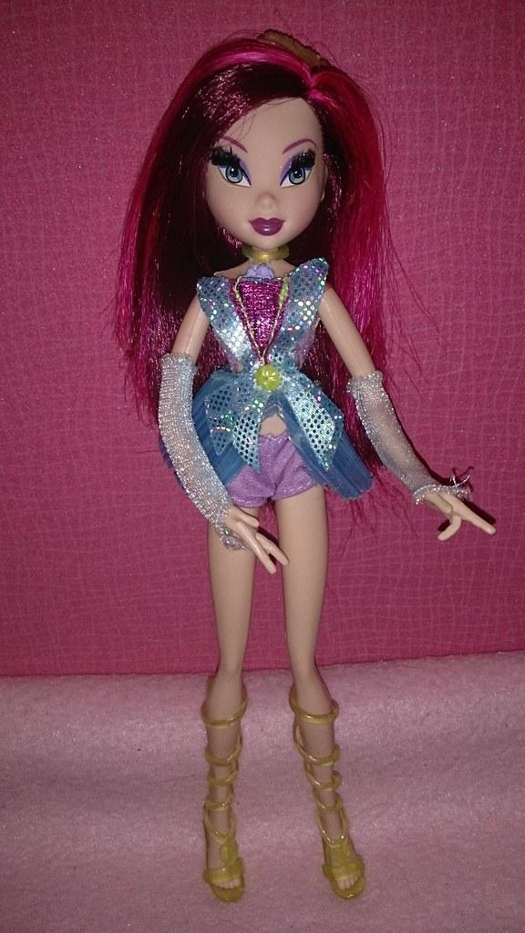tecna enchantix doll mattel today i got my enchantix tec flickr