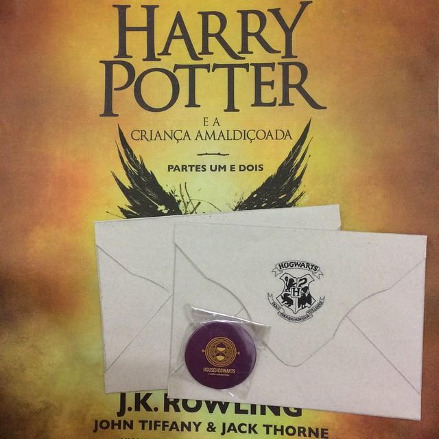 PROMOÇÃO: Kit Harry Potter Vintage