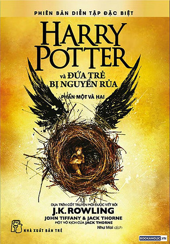 Harry Potter and The Cursed Child: Góc nhìn khác về thế giới phù thuỷ