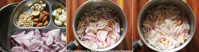 How to make Shahi paneer recipe - Step2