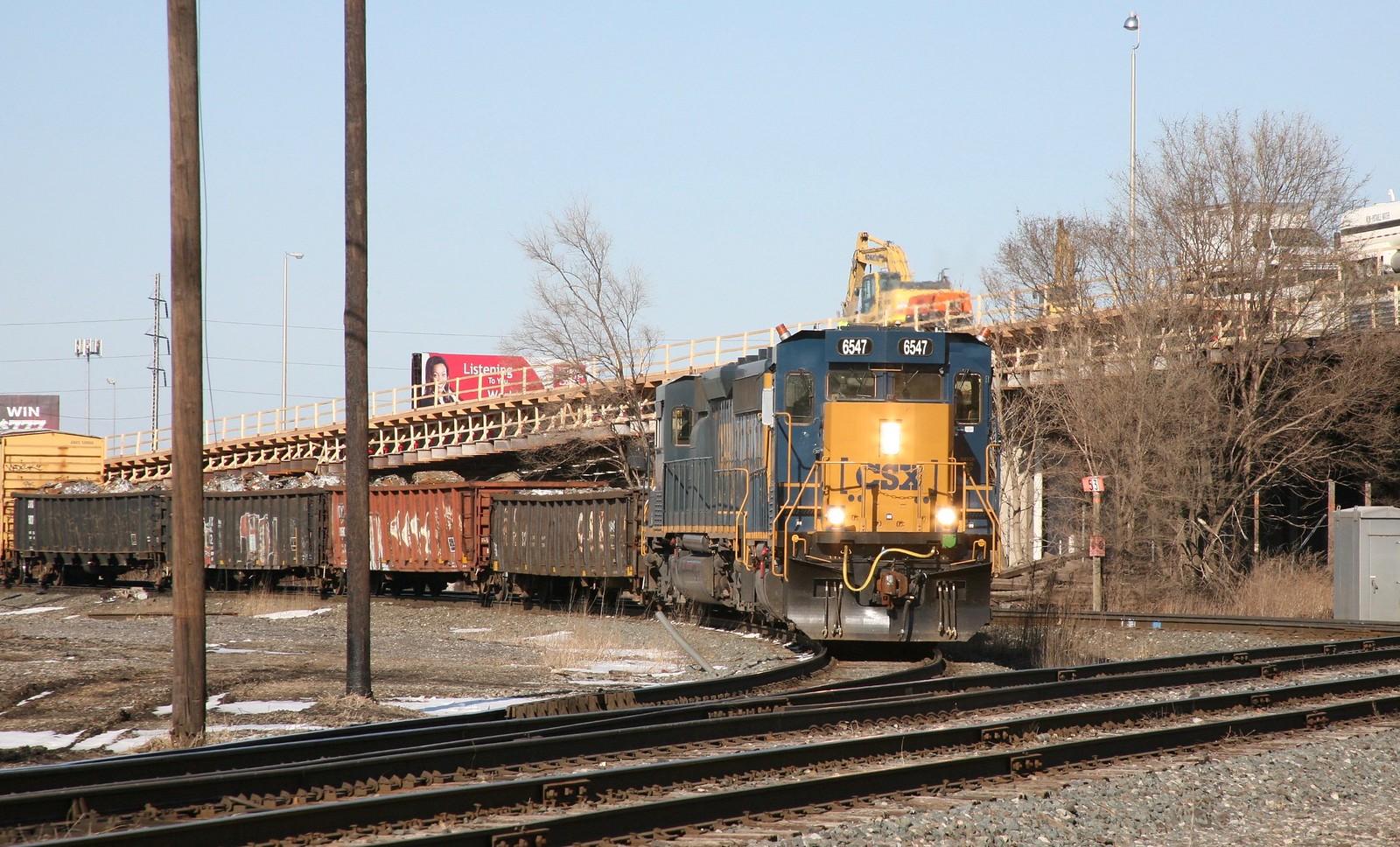 Detroit Railfanning - Page 20 - Model Train Journal