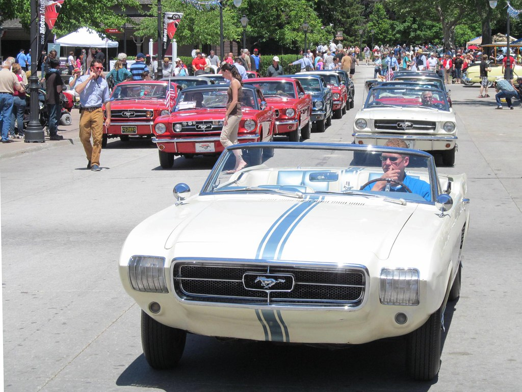 2014 Motor Muster At Greenfield Village Dearborn