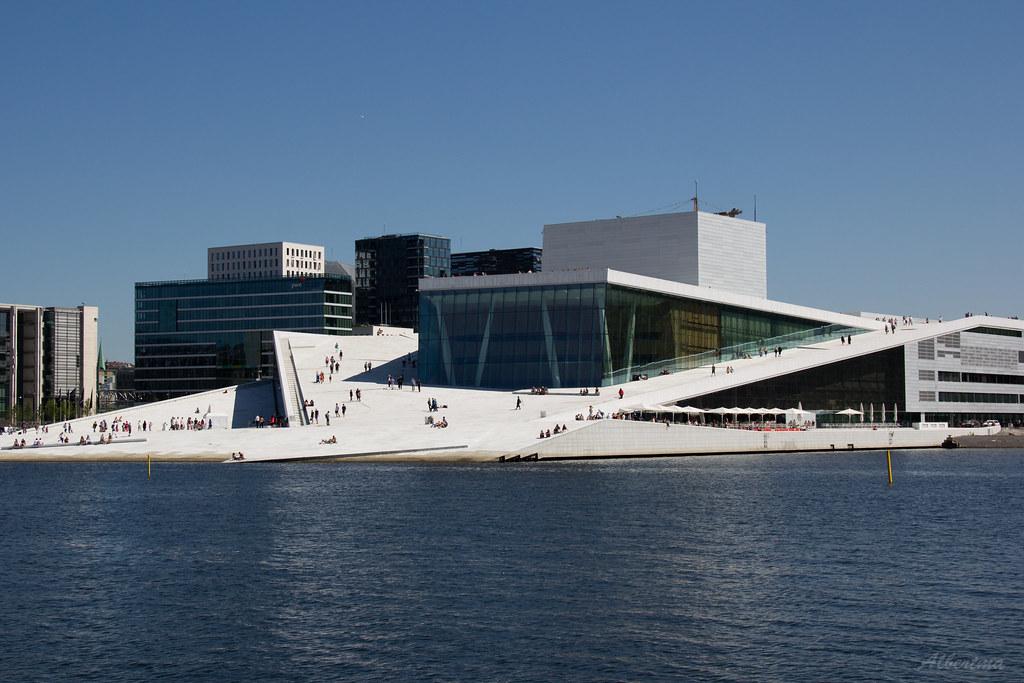Pera de oslo fiordos noruegos for Proyectos minimalistas