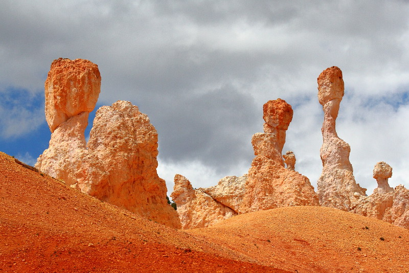 IMG_1264 Hoodoos on Peekaboo Trail, Bryce Canyon National Park