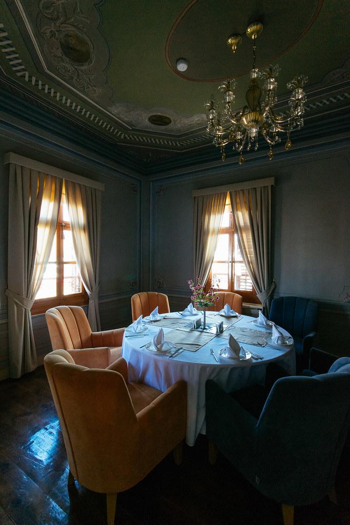 Tulipa Restaurant, Edirne, Thrace