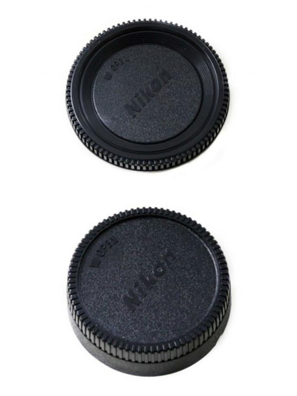 ฝาปิดท้ายเลนส์ ฝาปิดบอดี้ Rear Lens Body Cap