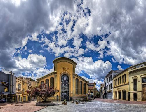 Mercat de la independ ncia terrassa e canon eos 550d wi flickr - Arquitectos terrassa ...