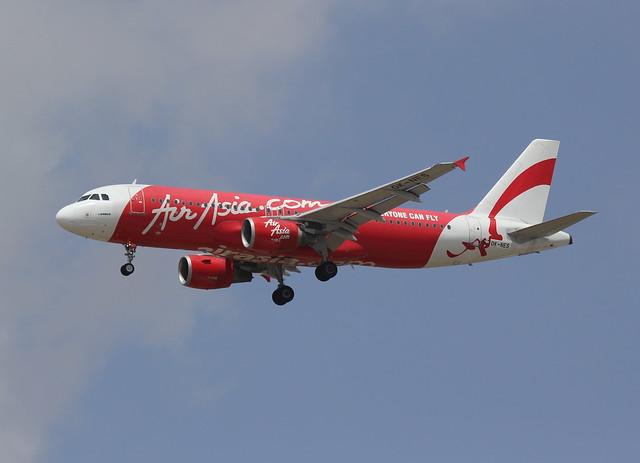 Air Asia A320-216 9M-AHI Antalya 12.7.2014