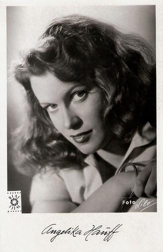 Angelika Hauff in Lockende Gefahr (1950)