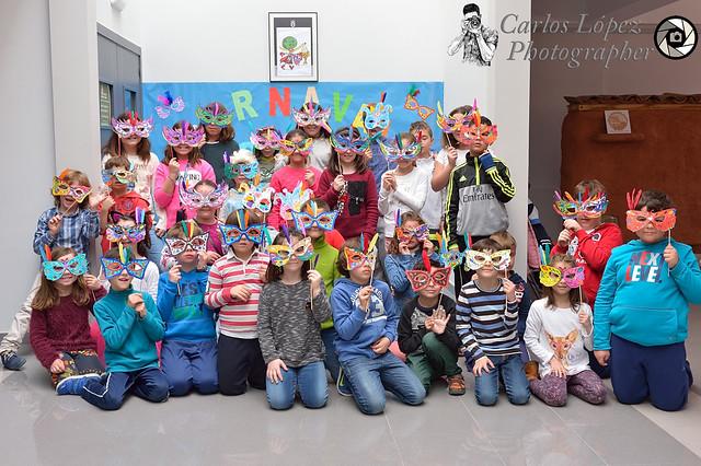 Taller de máscaras 22