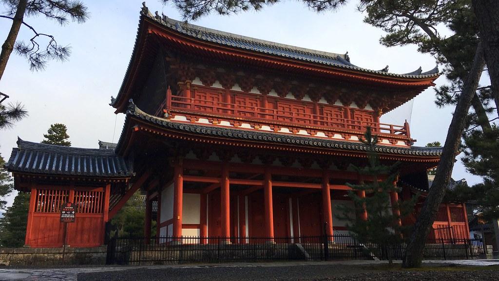 妙心寺:Myoshin-ji(20170220)