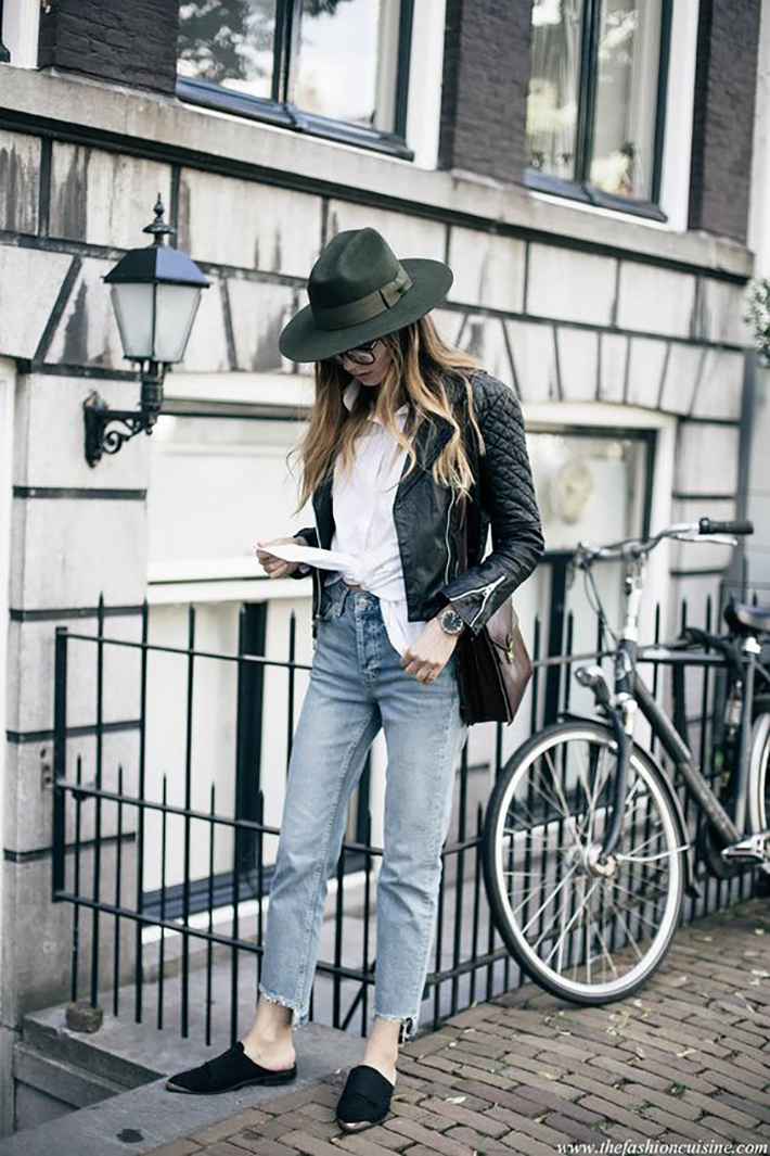 flat mules street style outfit inspiration winter accessories fashion trend style6