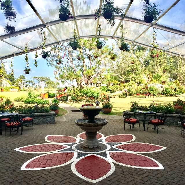the manor garden