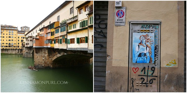 florence bridges and streetart