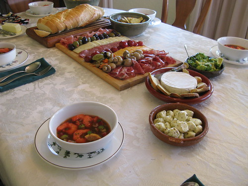 Antipasto & Not Gazpacho | by pqgw