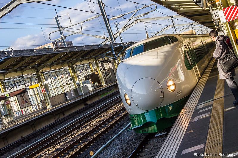 Shinkansen Series 200-17
