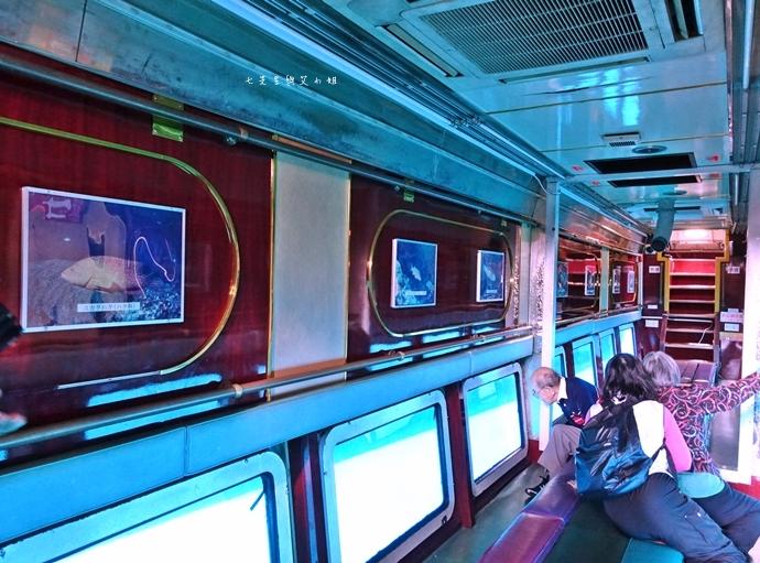 24 沖繩自由行 那霸一日遊 波上宮、波之上海灘、海底觀光遊覽船、白鯨號夕陽遊輪晚餐