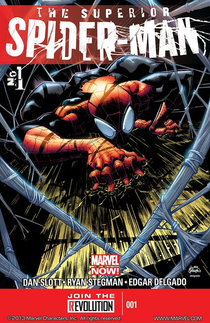 Superior Spider-Man v1