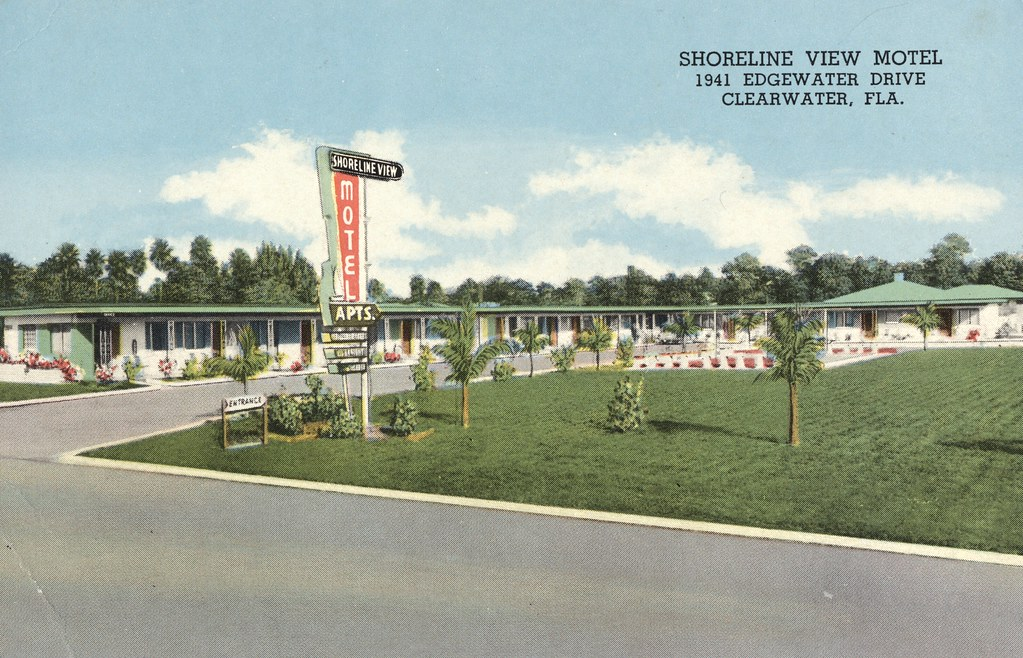 Shoreline View Motel - Clearwater, Florida