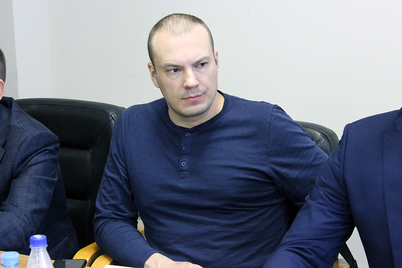 """Александр Пигарев, """"Желдорпресс-ГП"""""""