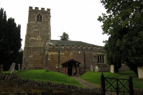 ST LEONARDS CHURCH - Old Warden