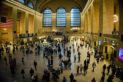 Grand Central Terminal, New York, NY | by Jeffrey