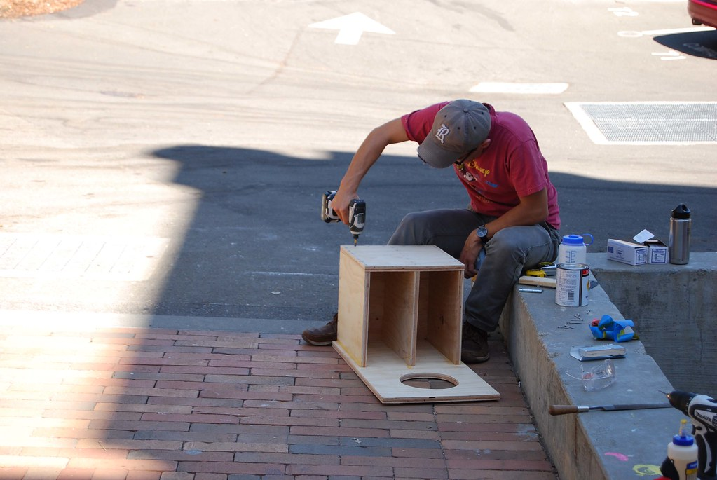 ... UC Berkeley Landscape Architecture Student Building Seating | By  Swissnex San Francisco