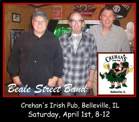 Beale Street Band 4-1-17