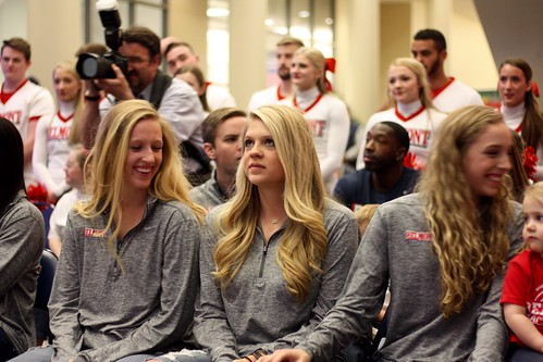 WBB NCAA Selection Show 2017