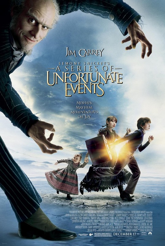 A Series of Unfortunate Events - Film - Poster 3