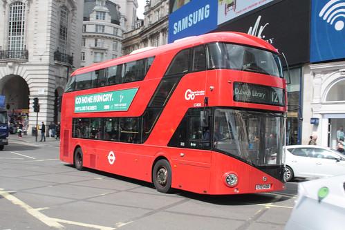 London Central LT430 LTZ1430