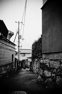 Outside Gingakuji (Silver Paviion) Street, Kyoto | by jacob schere [in the 03 strategically planning]