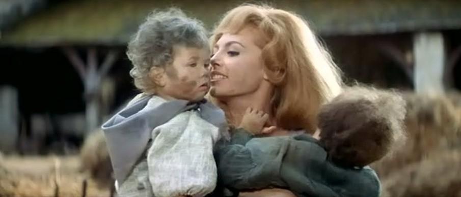 merveilleuse angélique 1965