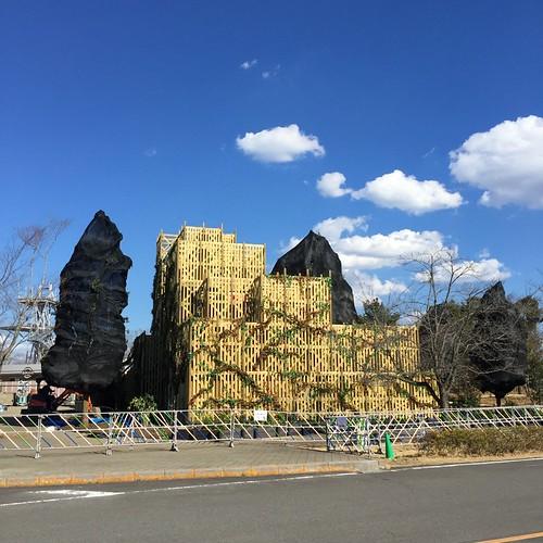 ツインリンクもてぎ 迷宮森殿ITADAKI(オープン前工事中)
