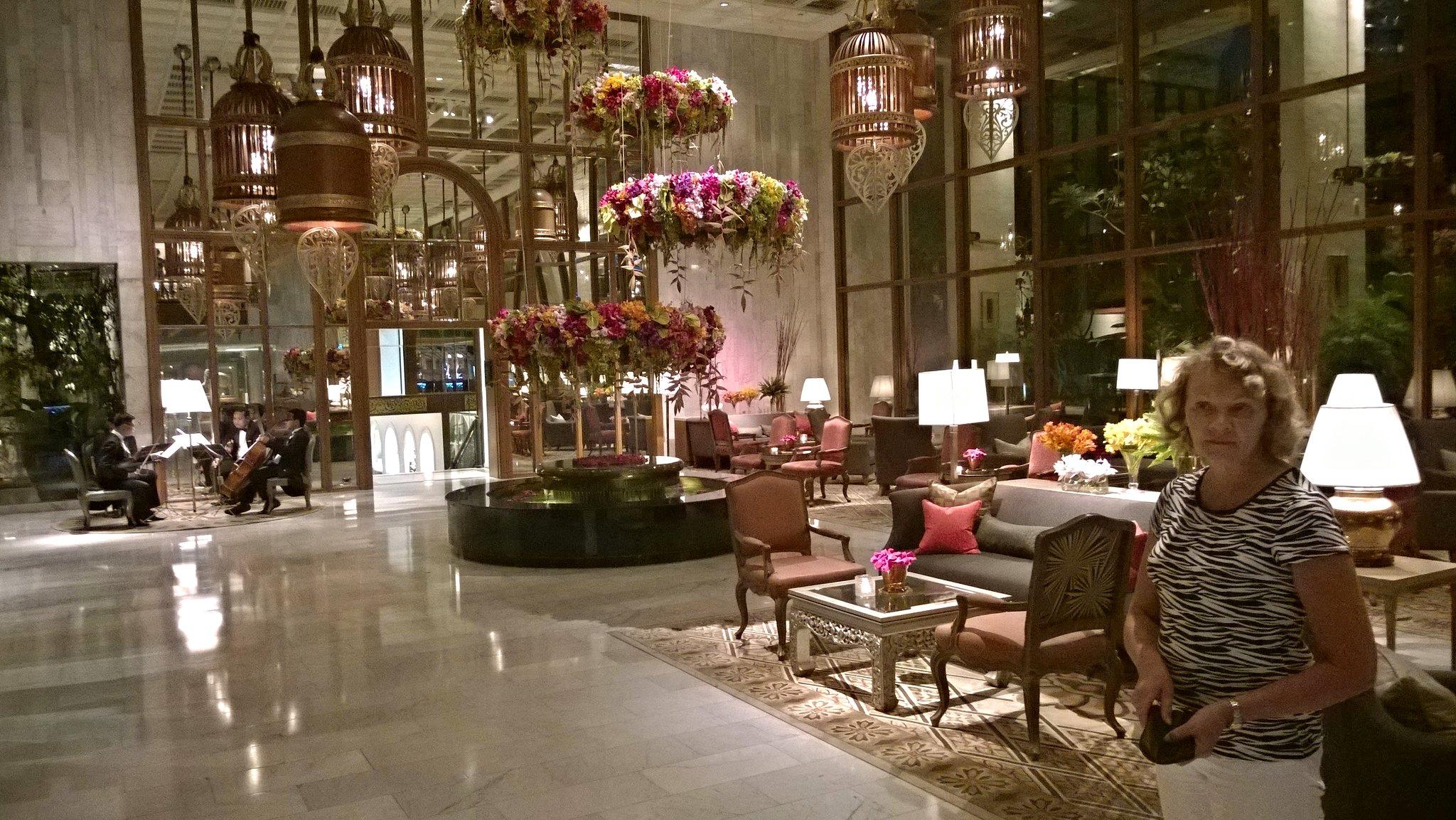 Oriental hotel Bangkok (1)