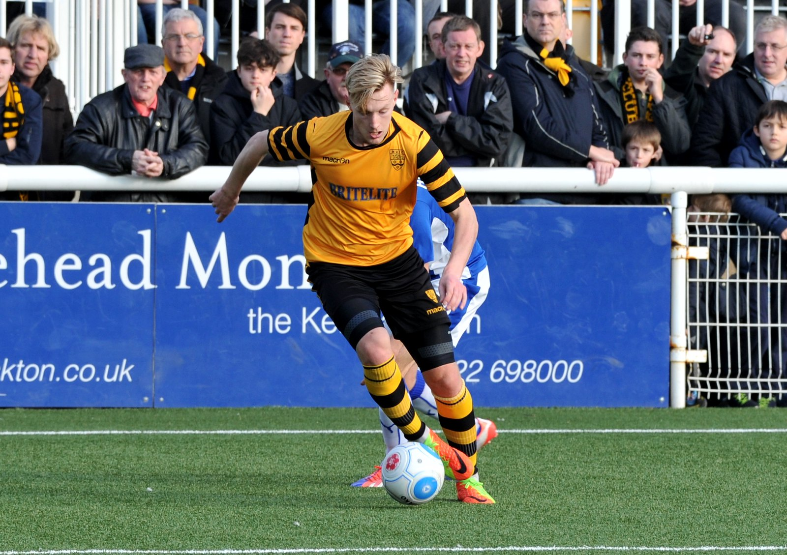 Maidstone United v Chester 303