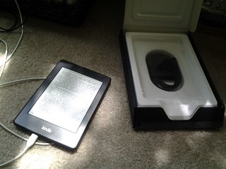 Kindle Paperwhite | by goblinbox_(queen_of_ad_hoc_bento)