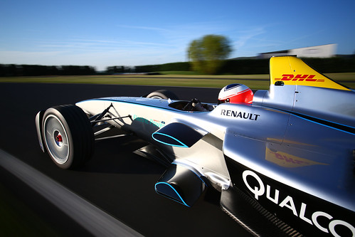 Spark-Renault SRT_01E | by Spark Racing Technology