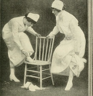 "Image from page 142 of ""The Trained nurse and hospital review"" (1888) 