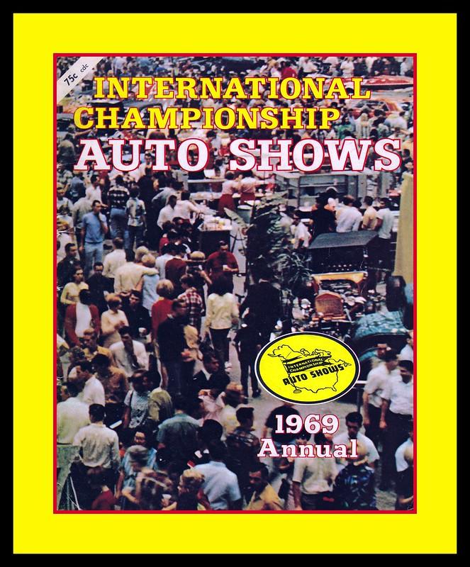 Champion Motors International: 1969 INTERNATIONAL CHAMPIONSHIP AUTO SHOWS