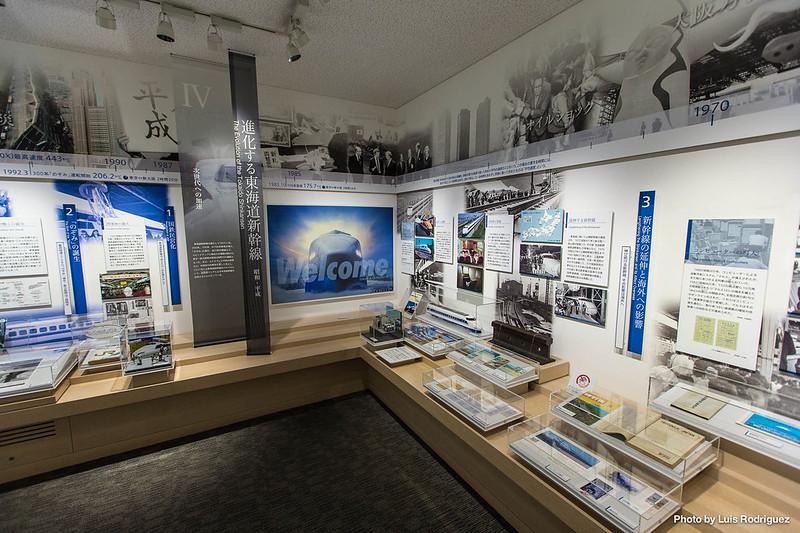 Exposición 50 años del shinkansen-10