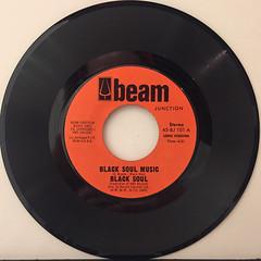 BLACK SOUL:BLACK SOUL MUSIC(RECORD SIDE-A)