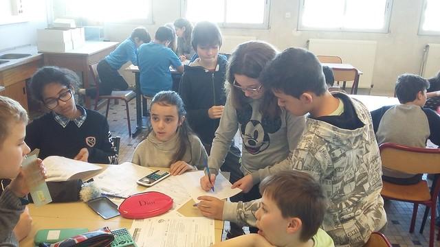Stratégie gagnante en mathématiques au collège Jean-Jacques Rousseau
