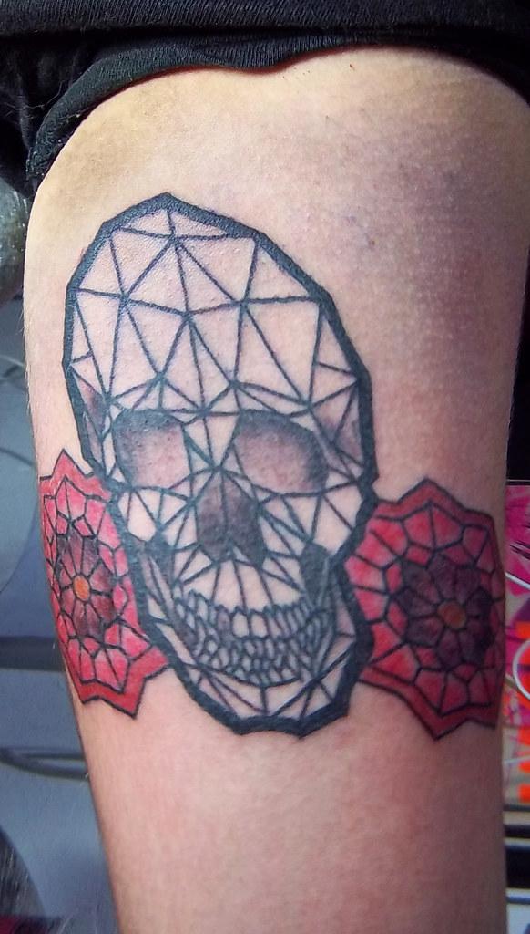 Tatuajes Bogota Unicentro kpo tatuaje avant garde | calaca | kpo atelier kpo | flickr
