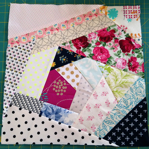 Crazy Quilting Sampler - Part 2 | by juliezryan
