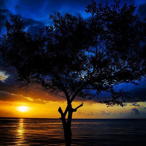 Coucher de soleil sur bouillante la nature est belle gua flickr - Coucher de soleil en guadeloupe ...