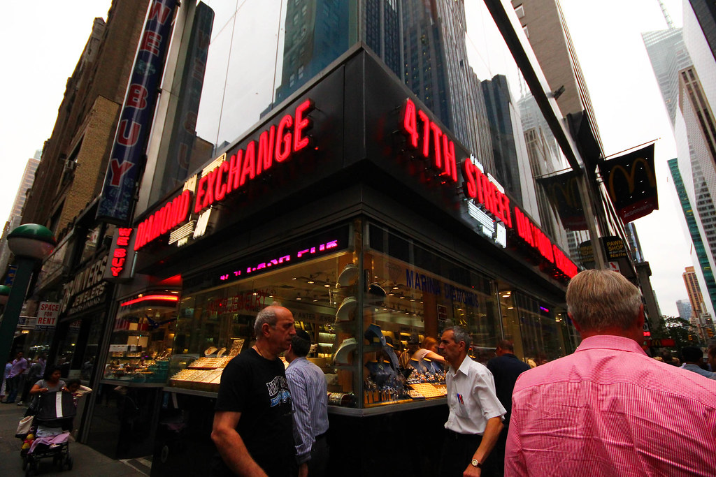 47th Street Diamond Exchange