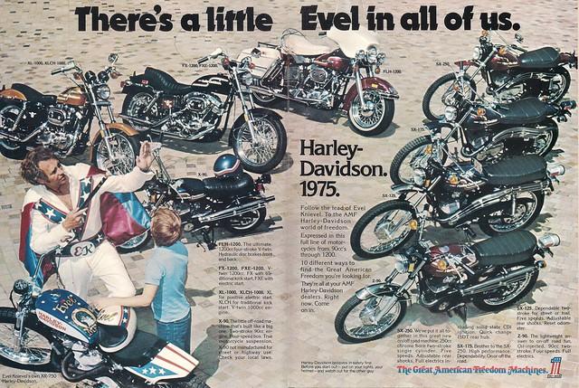 Harley-Davidson Evel Knievel 2