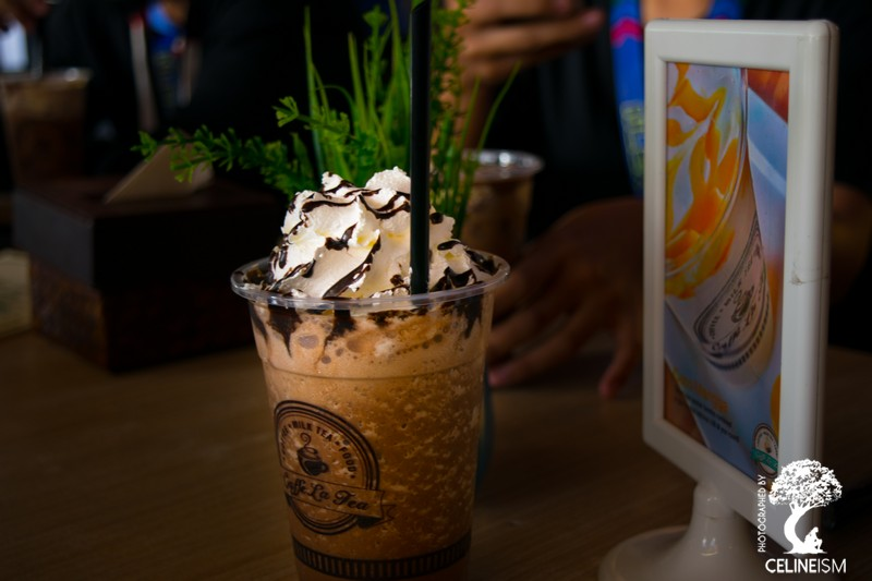 Frappe at Coffee La Tea