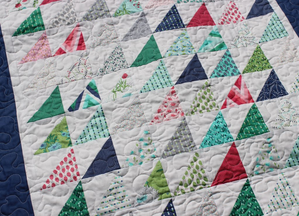 Color Me Happy Quilt | Quilt made out of
